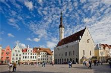 Estonian counties visit Tallinn