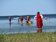 Beach Tour in West-Estonia