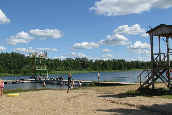 Türi Artificial Lake