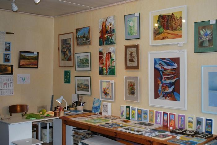 Aino's Art Shop