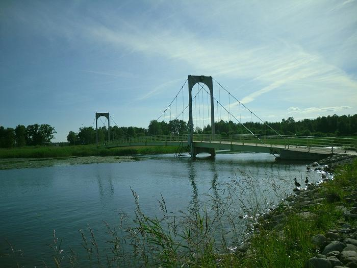 Roosisaare Bridge