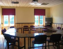 Arbavere holiday centre seminars