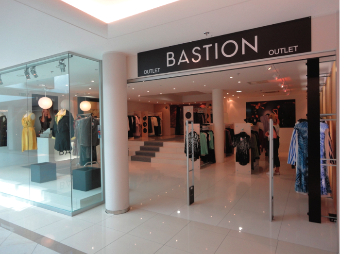 Bastion Outlet kauplus