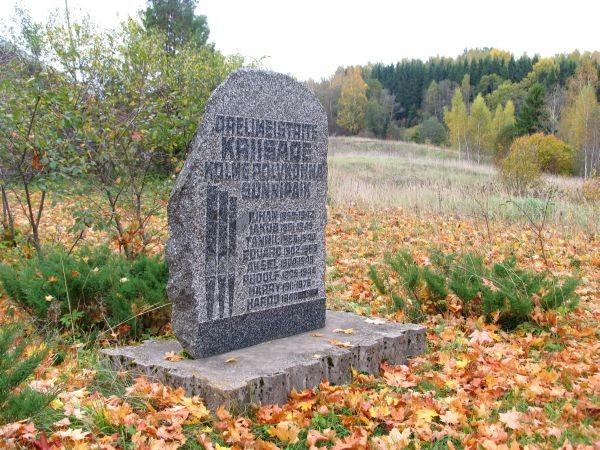 Monument to the Kriisa Organ Builders