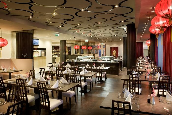 Meriton Conference & Spa Hotel - Aasia Wok & Grill restaurant