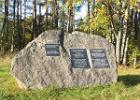 Memorial stone to Jaan and Anfissa Räppo