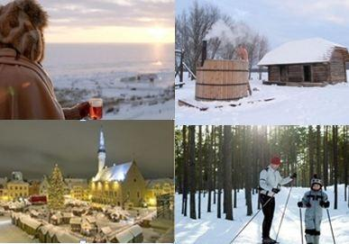 Join our Pinterest contest and win return flights to Tallinn!