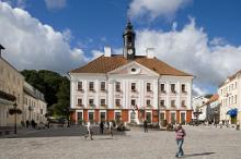 Tartu receives four electronic information kiosks