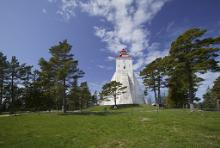 World's Oldest Operating Lighthouse Now in Hiiumaa