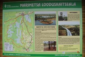 Marimetsa Bog Hiking Trail