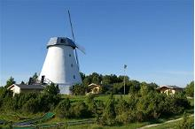 Pivarootsi Windmill Holiday Village