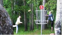 Mammaste Disc Golf Course