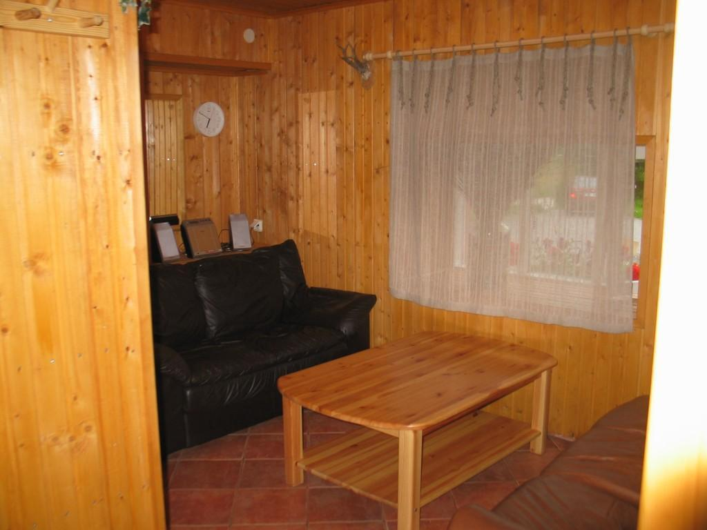 Ristimäe Holiday Centre - sauna