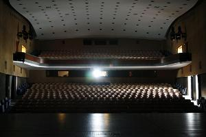 Vanemuine Theatre — hall of the Grand Building