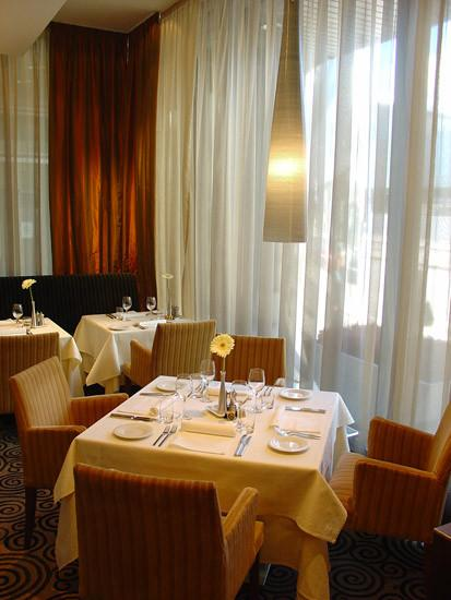 'City' restaurant at Tallink City Hotel
