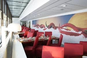 Restaurang Regatta i Pirita TOP SPA Hotell