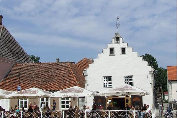 Kuressaare Weigh House