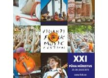 XXI Viljandi Primusmuusika Festival (Folk)