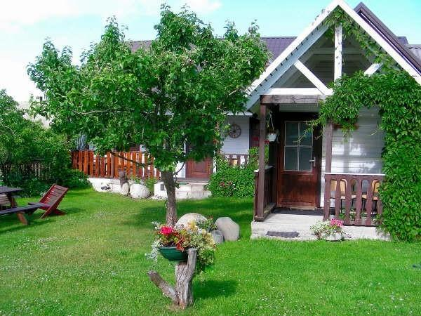 Sireli holiday House - garden