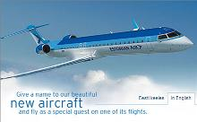 Estonian Air's new aircraft are looking for a name