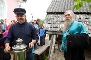 Peipsimaa Visitor Centre and the samovar tea ceremony