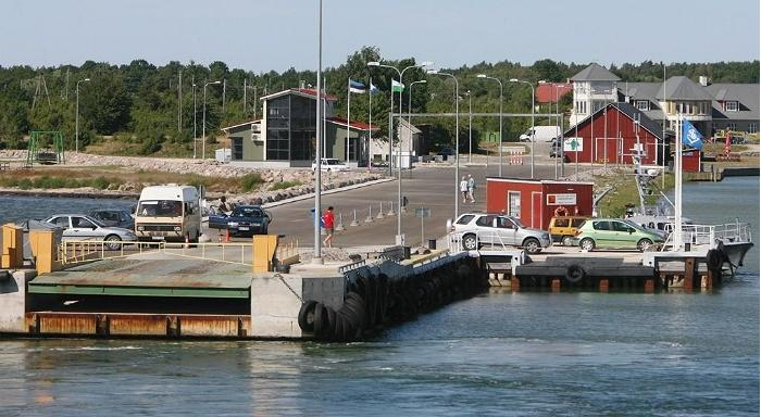 Sõru Harbour