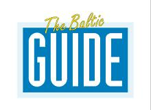 The Baltic Guide-lehti