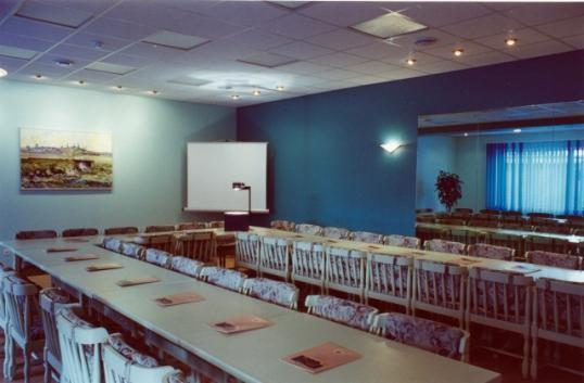 Large seminar room of Hotel Wesenbergh