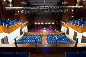 Jõhvi Concert Hall – large hall