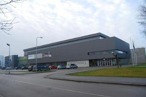 Pärnu Sports Hall - exterior