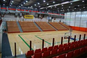 Pärnu Sports Hall - main hall