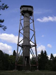Emume viewing tower