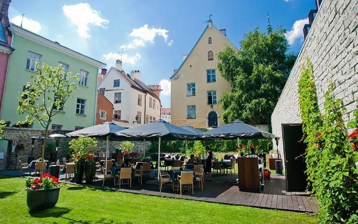 Top 20 Hotels in  Estonia Chosen Based on TripAdvisor's Reviews