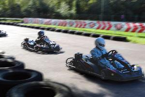Go-karting race