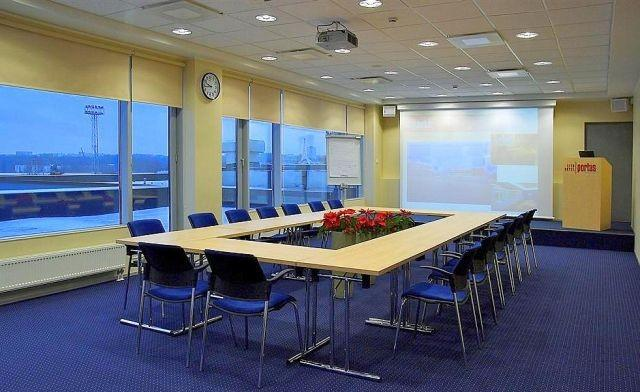 City Hotel Portus seminar centre – Flint room