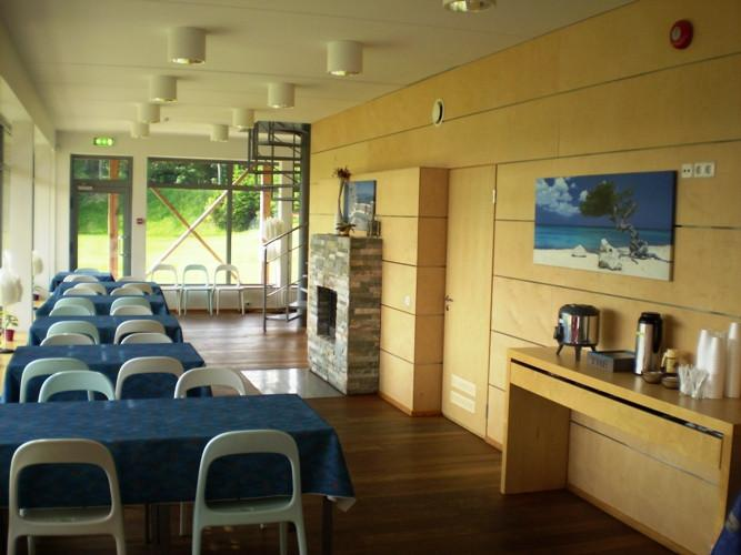 Seminar room of Mammaste Sports Centre