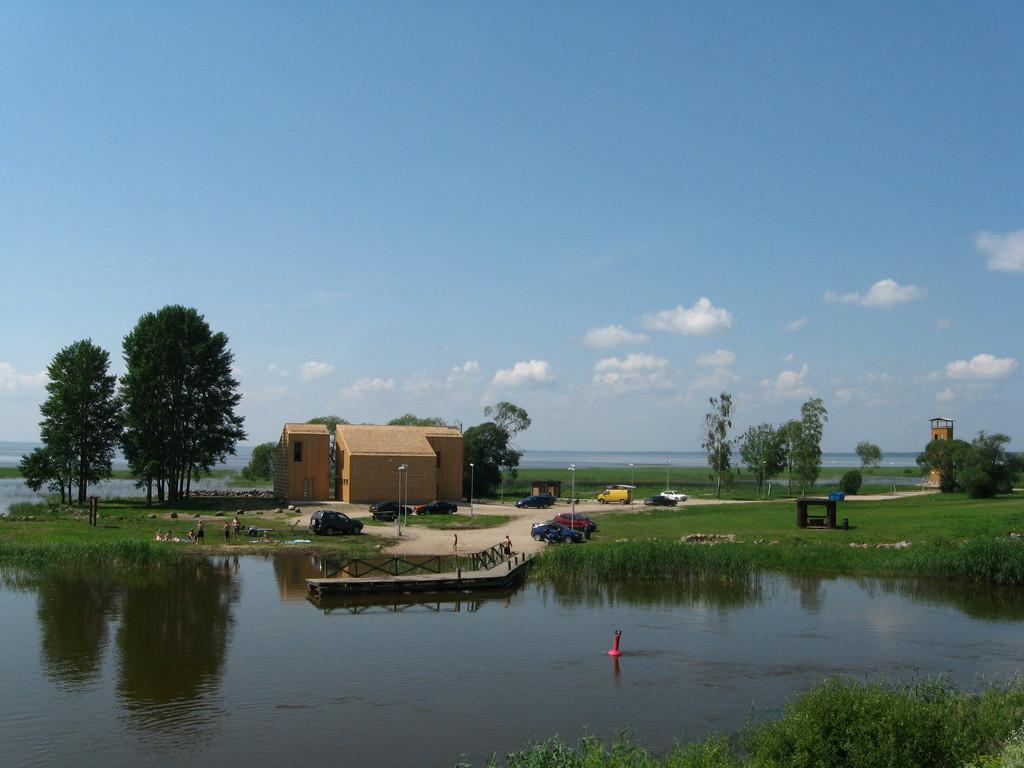 Visiting Centre of Lake Võrtsjärv