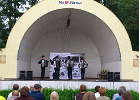 Pärnu Summer Music in the Ranna Bandstand