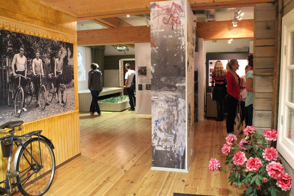 Permanent exhibition on Harju County life