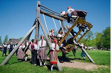 Easter traditions in Estonia