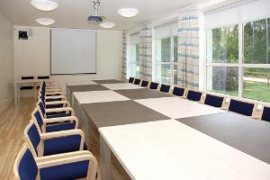 Laululinnu guesthouse seminar rooms