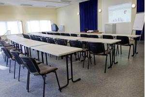 Conference rooms at Pedase hotel and guesthouse
