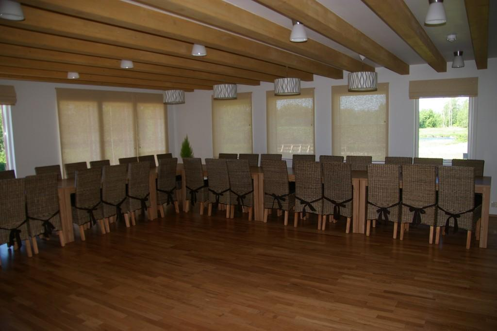 Rae Holiday House - meeting room