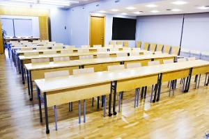 40-seat conference room