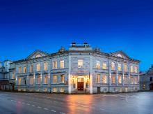 Von Stackelberg Hotel Tallinn