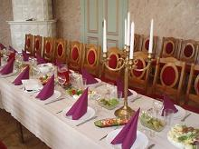 Roosna-Alliku Manor catering
