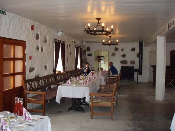 Krantsi tavern – party room