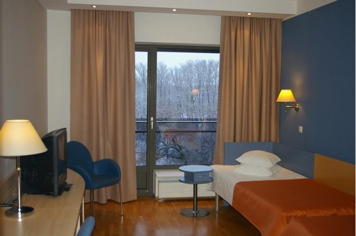 Guest room in Building 3