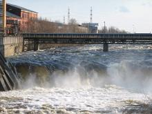Narva vattenfall