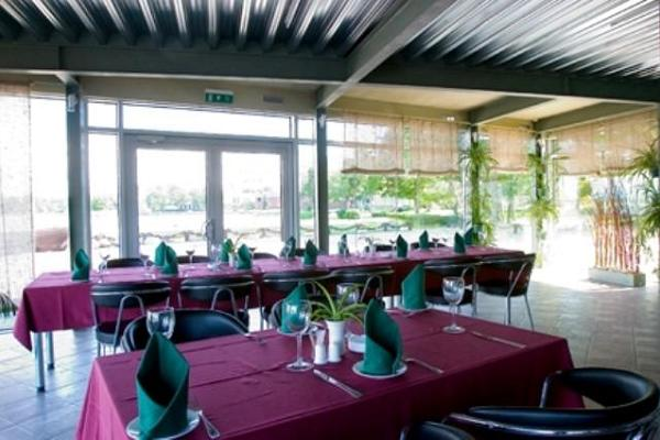 Restaurant of Baltic Hotel Promenaadi